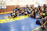 SWEDE WRESTLING CLINIC