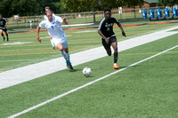 BETHANY COLLEGE MEN'S SOCCER vs WWU
