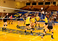 BETHANY COLLEGE VOLLEYBALL vs BETHEL